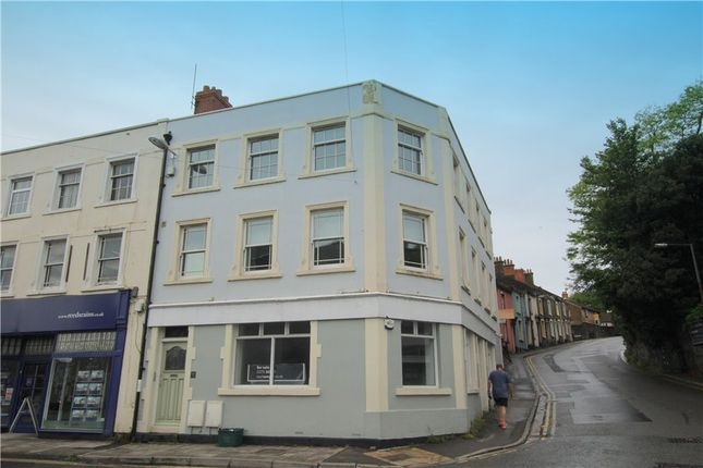 The Triangle, Clevedon BS21