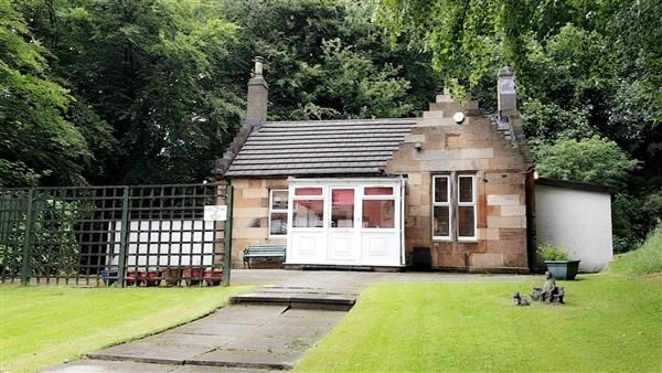 Thumbnail Detached house for sale in Tollcross Road, Glasgow