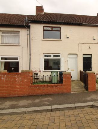 Thumbnail Terraced house to rent in Princes Crescent, Edlington