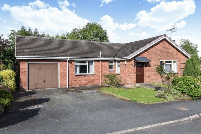 Thumbnail Detached bungalow to rent in Stepstile, Lyonshall