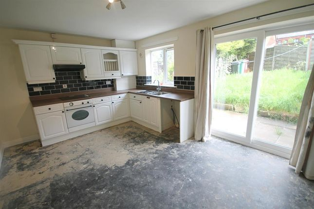 Thumbnail Town house for sale in Trafford Street, Farnworth, Bolton