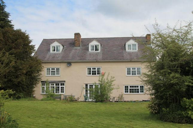 Thumbnail Detached house for sale in Ddau Gae Farm, Ffordd Y Gilrhos, Treuddyn, Mold