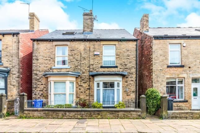 Thumbnail Semi-detached house for sale in Tasker Road, Crookes, Sheffield
