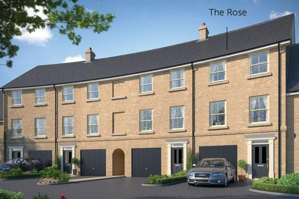Thumbnail Town house for sale in Station Road, Framlingham, Suffolk
