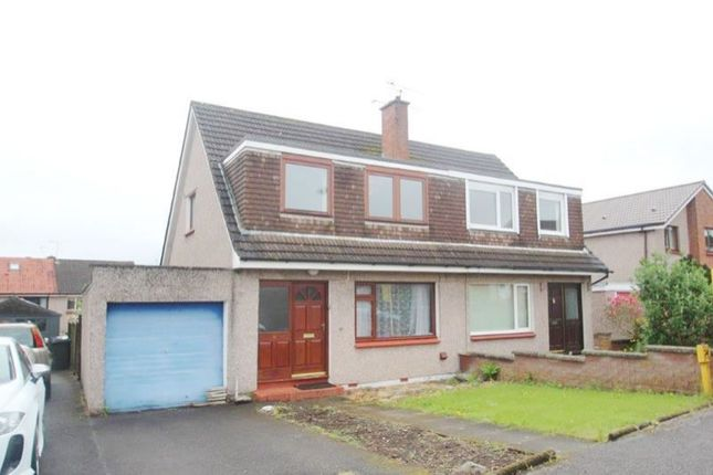 Thumbnail Semi-detached house for sale in Logansbarn Crescent, Dumfries
