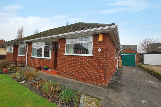2 bed semi-detached bungalow to rent in Wilby Avenue, Little Lever, Bolton BL3