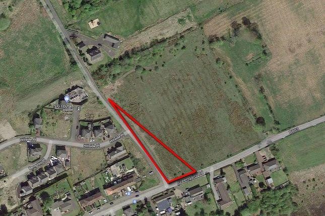 Land for sale in Plot 29, Ochil Views, Greengair Road, Airdrie ML67Tq ML6