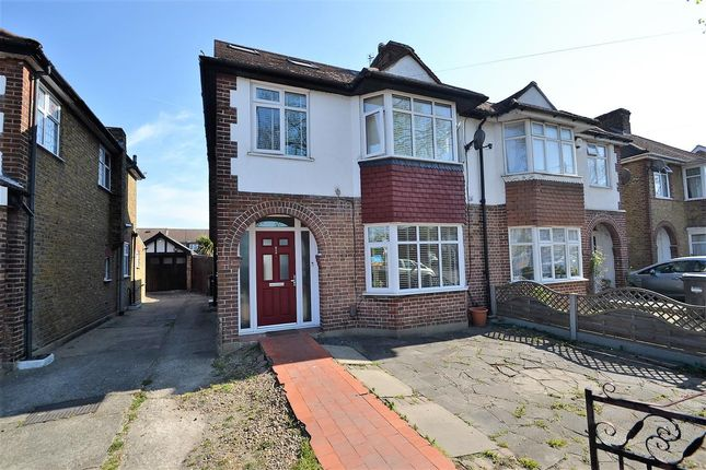Thumbnail Semi-detached house for sale in Uxbridge Road, Feltham