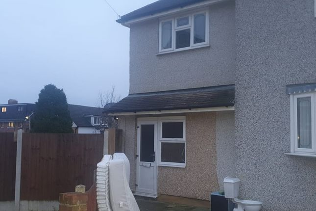 End terrace house to rent in Argus Close, Romford
