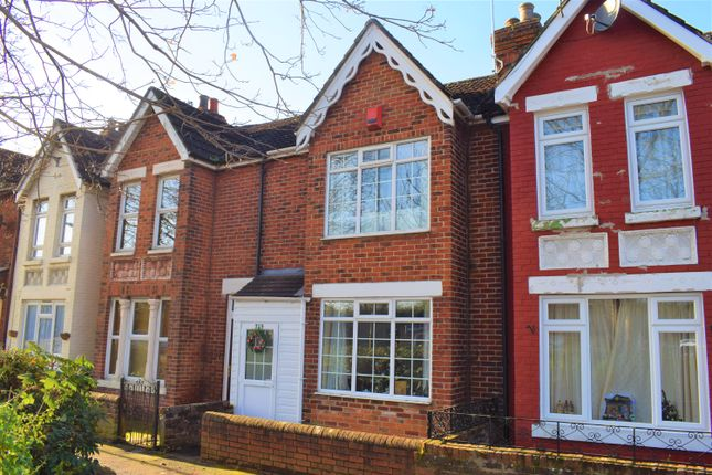 Thumbnail Terraced house to rent in Market Street, Eastleigh