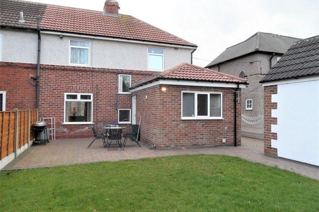 Thumbnail Semi-detached house for sale in Laurel Terrace, Skellow, Doncaster
