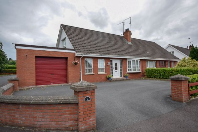 Thumbnail Semi-detached house for sale in Castle Meadows, Gilford