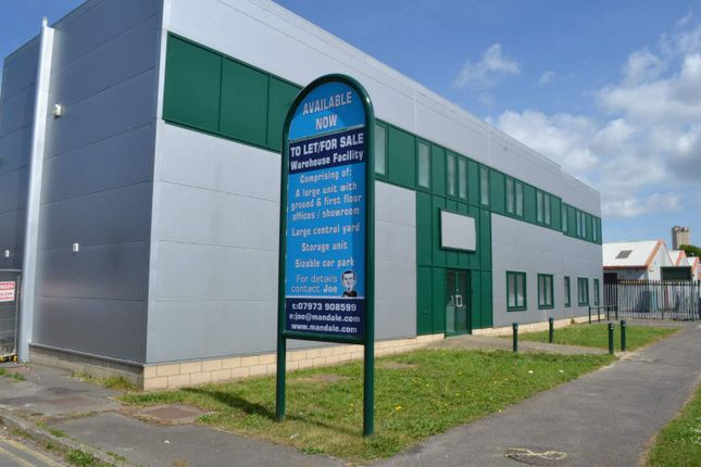 Thumbnail Commercial property to let in Pennine Avenue, North Tees Industrial Estate, Stockton On Tees