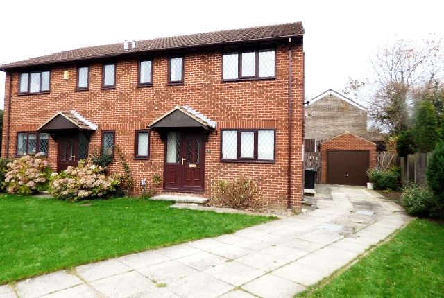 Thumbnail Semi-detached house for sale in Railsfield Rise, Bramley, Leeds