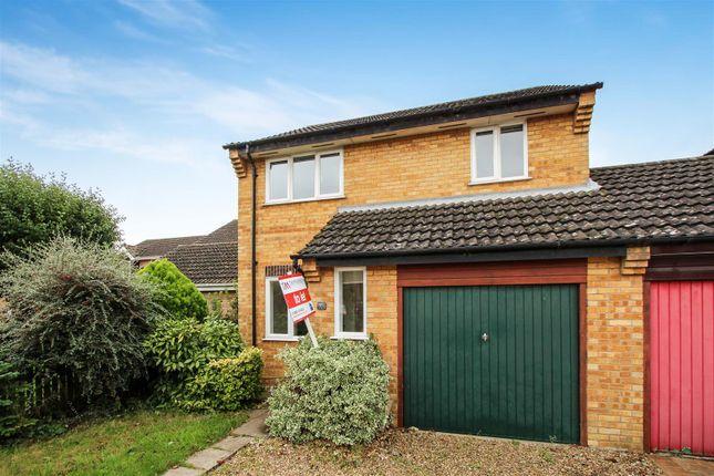 Thumbnail Link-detached house to rent in Crane Street, Brampton, Huntingdon