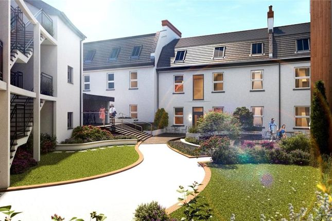 Thumbnail Flat for sale in Bishops Place, Paignton, Devon
