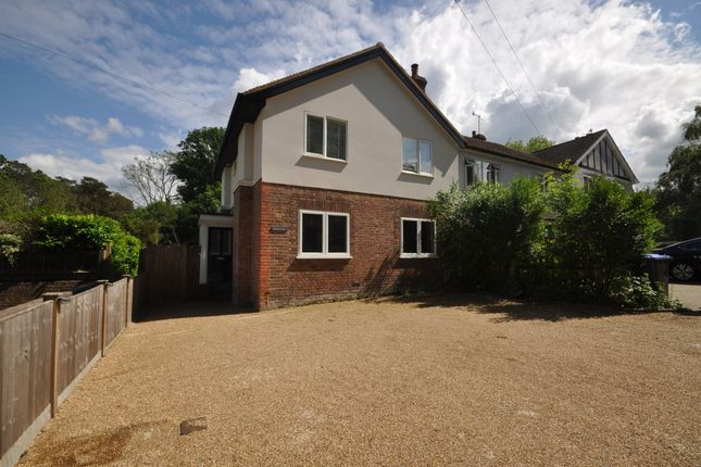 Thumbnail Semi-detached house to rent in Medway Drive, East Grinstead