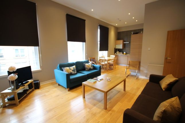 Thumbnail Flat to rent in Belmont Street, Glasgow