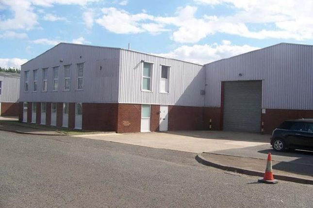 Thumbnail Warehouse to let in Units 2 & 3, Hunslet Trading Estate, Severn Way, Leeds, West Yorkshire