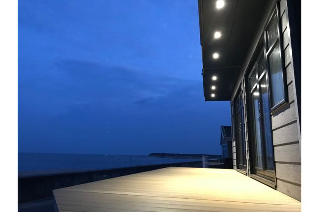 Thumbnail Mobile/park home for sale in Mudeford, Christchurch