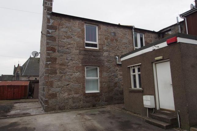 Thumbnail Flat to rent in High Street, Inverurie