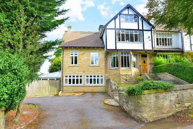 Thumbnail Semi-detached house for sale in Burn Bridge Road, Burn Bridge, Harrogate