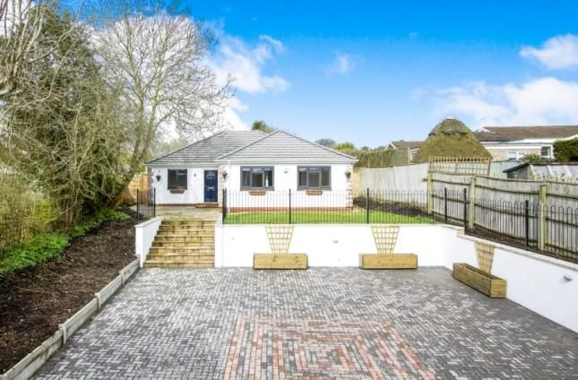 Thumbnail Bungalow for sale in Lytchett Matravers, Poole, Dorset