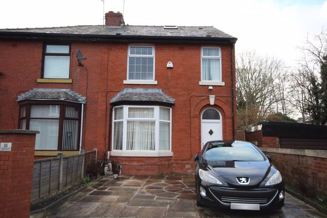 Thumbnail Semi-detached house to rent in Philip Street, Deeplish, Rochdale