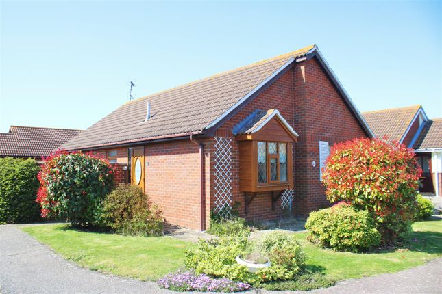 Thumbnail Detached bungalow for sale in Slaters Close, Kirby Cross, Frinton-On-Sea
