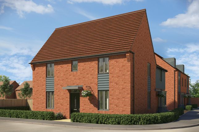 "Thumbnail Semi-detached house for sale in ""Hadley"" at Lawley Drive, Lawley, Telford"