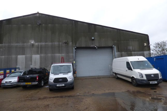 Thumbnail Warehouse to let in Wharf Road, Gravesend, Kent