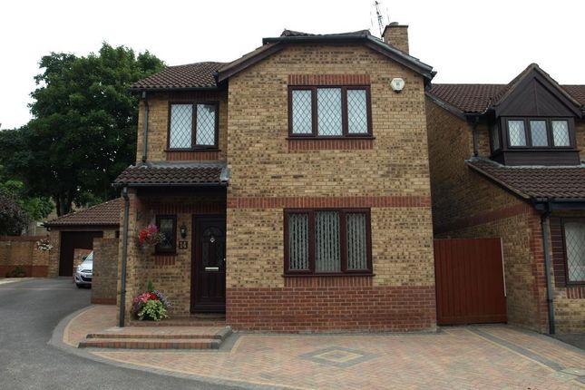 Thumbnail Detached house for sale in Homemead Drive, Brislington, Bristol