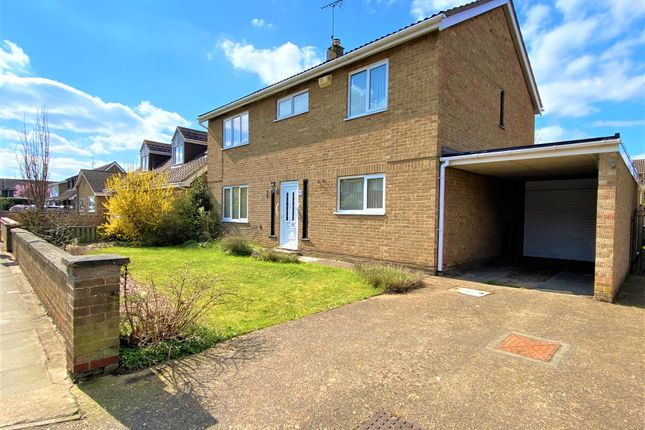4 bed detached house for sale in Bellmans Road, Whittlesey, Peterborough PE7