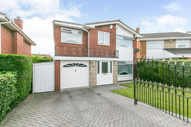 Thumbnail Detached house for sale in Tower Gardens, Rhyl, Denbighshire