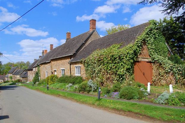 Thumbnail Cottage for sale in High Street, Preston Capes, Daventry