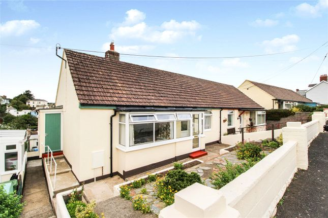 2 bed bungalow for sale in Elm Grove, Bideford EX39