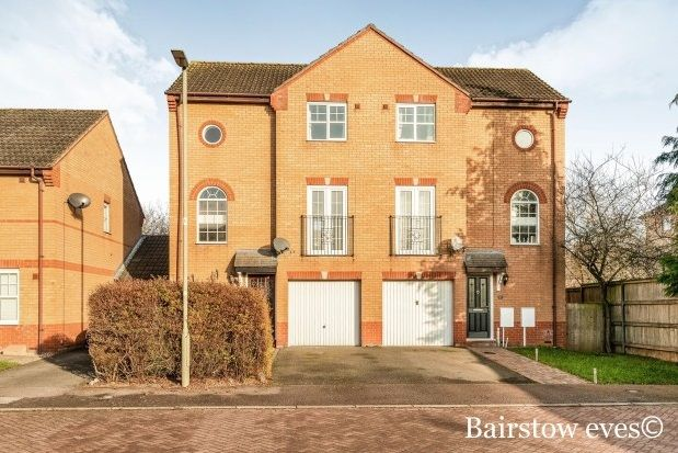 Thumbnail Property to rent in Hamilton Close, Banbury