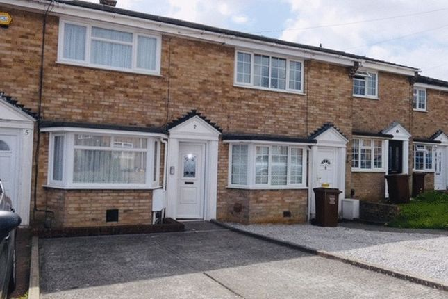 Thumbnail Terraced house to rent in St. Albans Road, Rochester