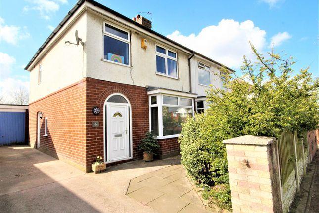 Semi-detached house for sale in Burnside Avenue, Preston