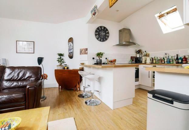 Living Room of Oreston, Plymstock, Plymouth PL9