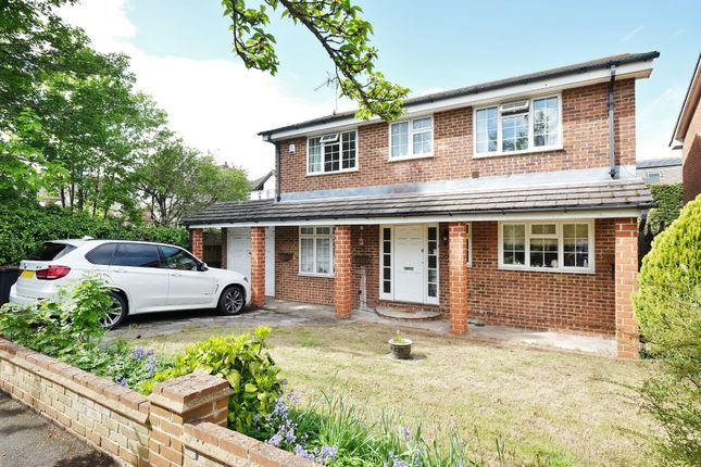 Thumbnail Detached house for sale in The Avenue, Orpington