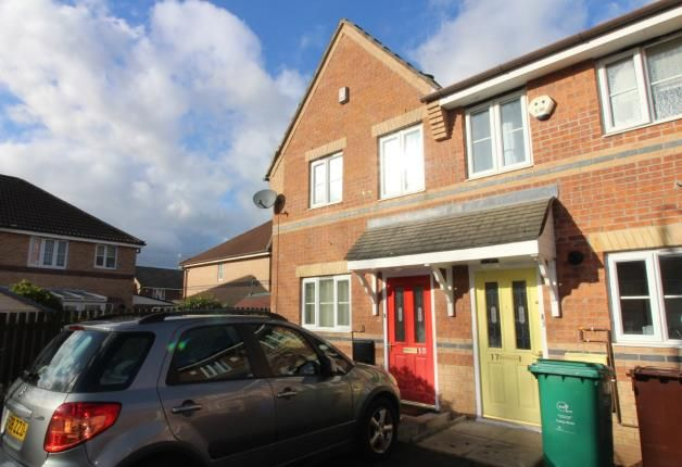 Thumbnail End terrace house for sale in Harry Rowley Close, Wythenshawe, Manchester, .