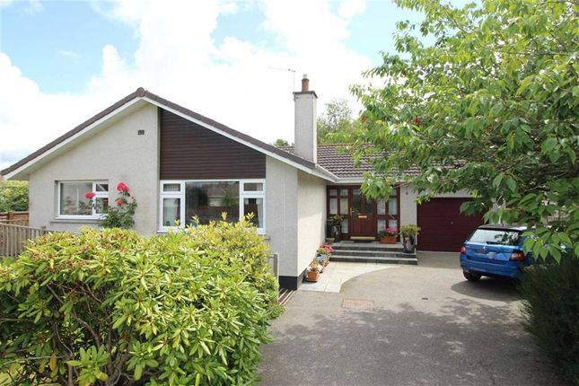 Thumbnail Detached bungalow for sale in 9, Darris Road, Inverness