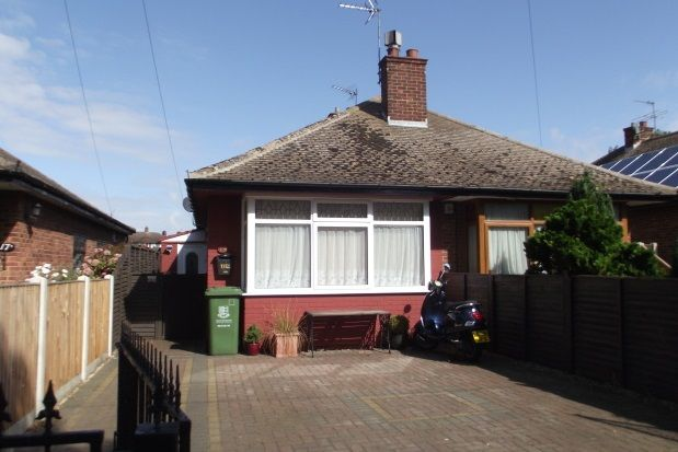 Thumbnail Bungalow to rent in Western Road, Gorleston, Great Yarmouth