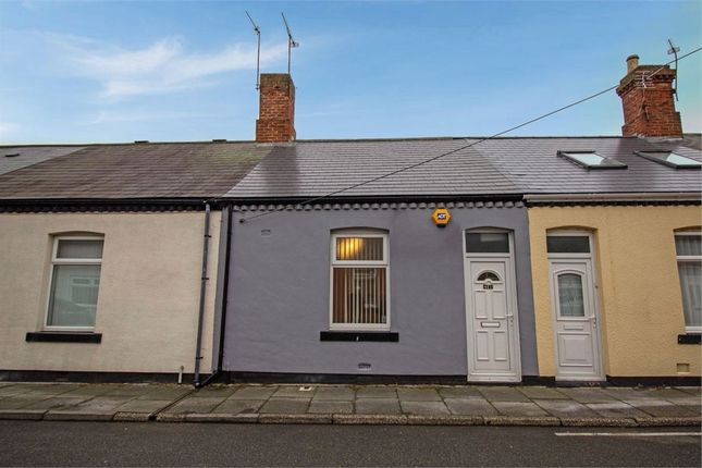 Thumbnail Terraced bungalow for sale in Robert Street, New Silksworth, Sunderland, Tyne And Wear