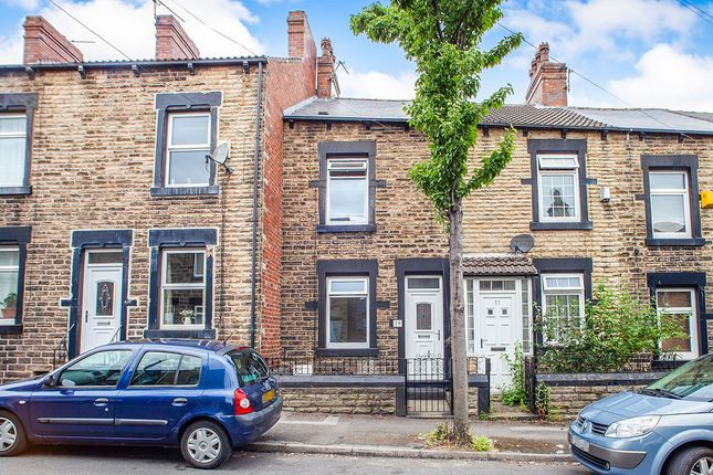 Thumbnail Terraced house to rent in Spring Street, Barnsley