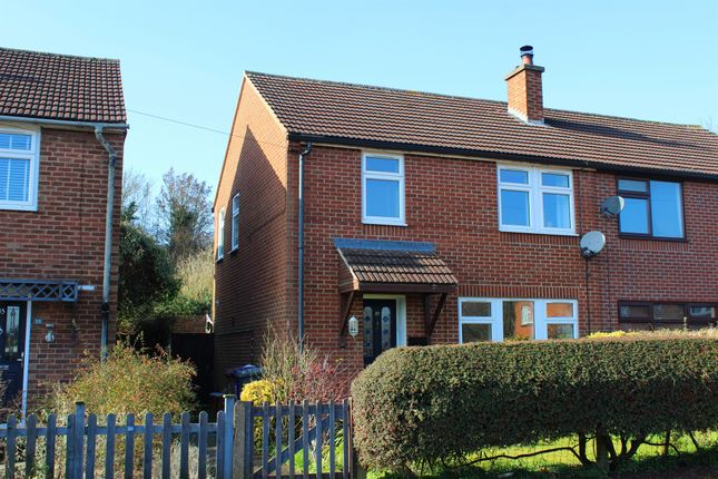 Thumbnail Semi-detached house for sale in Hopewell Road, Baldock