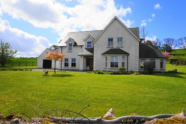 Thumbnail Detached house for sale in Baronscourt Road, Omagh