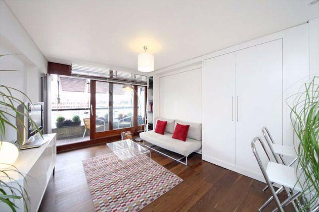 Studio to rent in Frobisher Crescent, London EC2Y