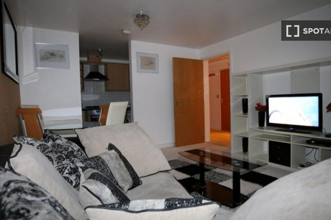 Thumbnail Property to rent in Defence Close, London